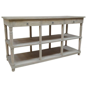 Durian Console - Shelves
