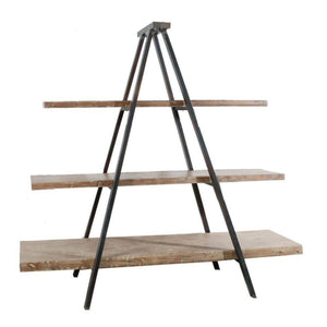 Ramsden Tripod Bookcase - Shelves