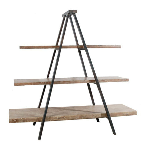 Image of Ramsden Tripod Bookcase - Shelves