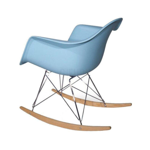 Image of Rar Rocking Chair - Reproduction - Lounge Chairs