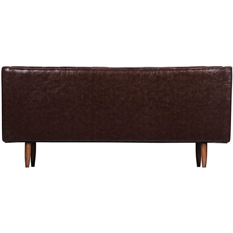 Image of Reynolds Sofa, Tufted SOF264-3LEA West Dwelling Furniture