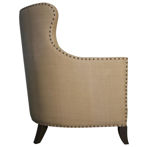 Image of Sara Chair Pale - Lounge Chairs