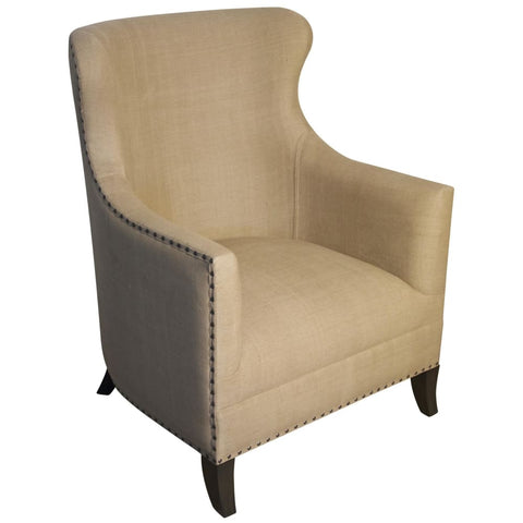 Sara Chair Pale - Lounge Chairs