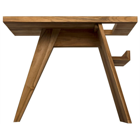 Zuko Side Table, Teak GTAB849T West Dwelling Furniture