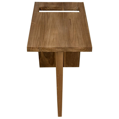 Zuko Side Table Teak - Side Tables