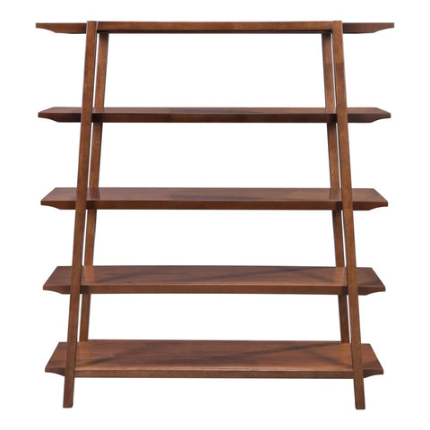 Zuo Modern Graham Shelf Walnut 101053 West Dwelling Furniture