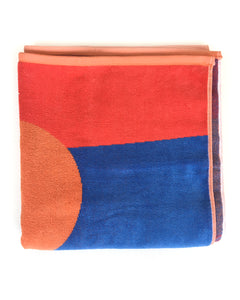 Reverberation Beach Towel