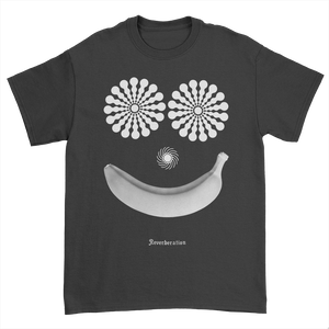 Banana Face Reverberation Tee