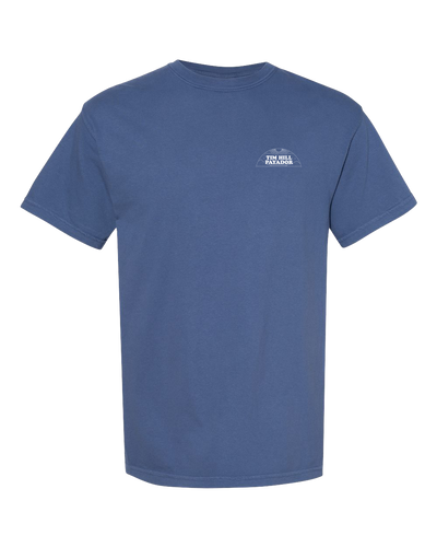 Tim Hill - Payador Tee - Navy