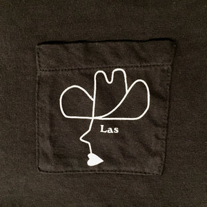 Las Calico Pocket Tee