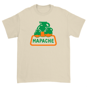 Mapache Tee - Natural