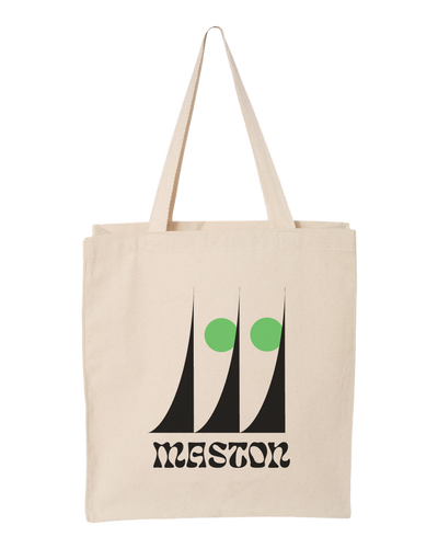 Maston Logo Tote Bag