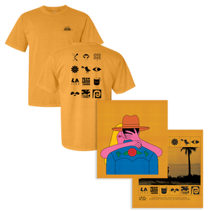 Tim Hill - Payador LP & Tee Bundle