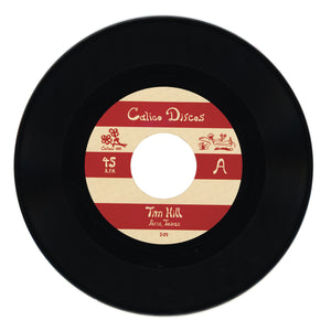Tim Hill - Paris, Texas b/w Steady Rain 7""
