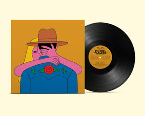 Tim Hill - Payador LP (First pressing. Limited to 500 copies)