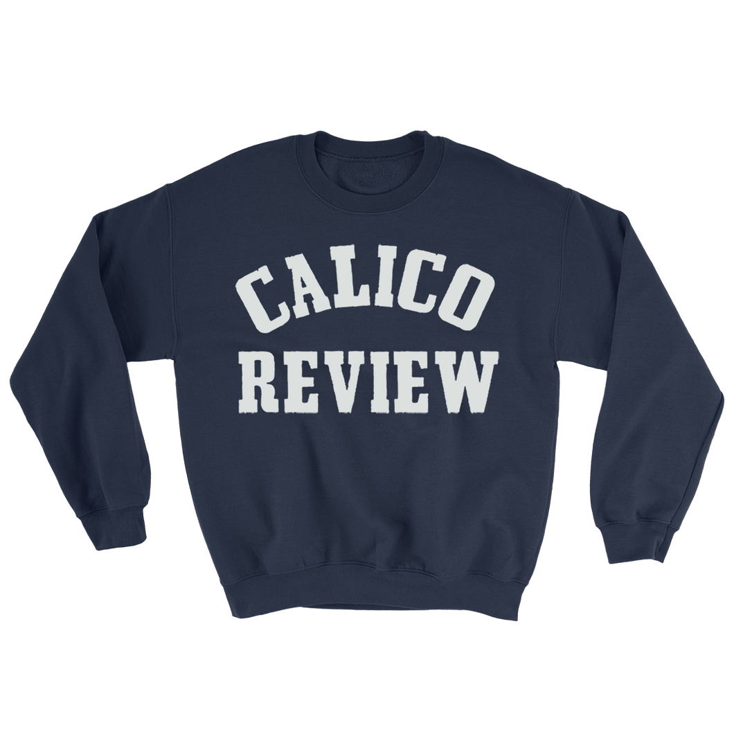Calico Review Sweater - Navy