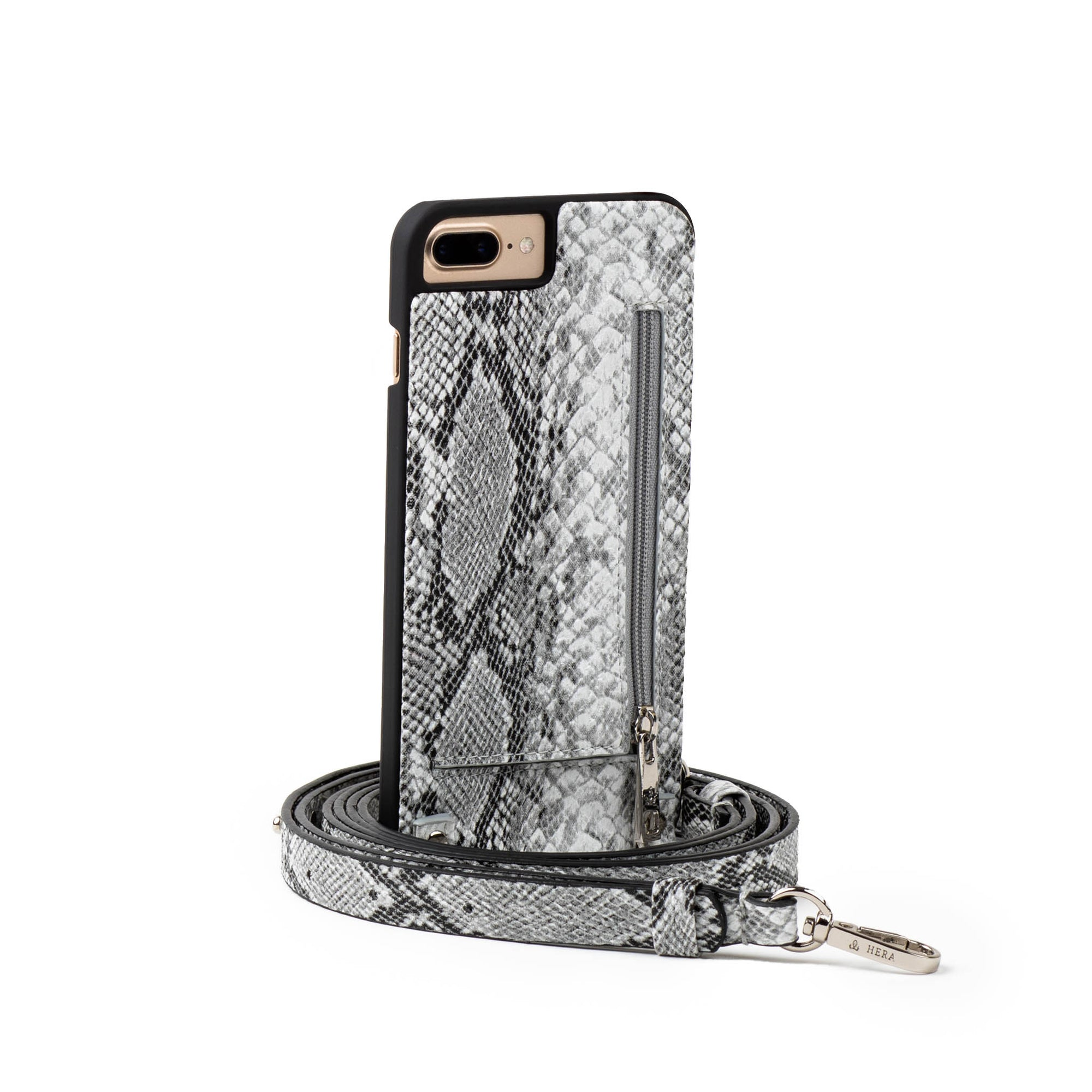 Storm - Crossbody Cell Phone Case for iPhone 6+ / 6S+ / 7+ / 8+ (PLUS)