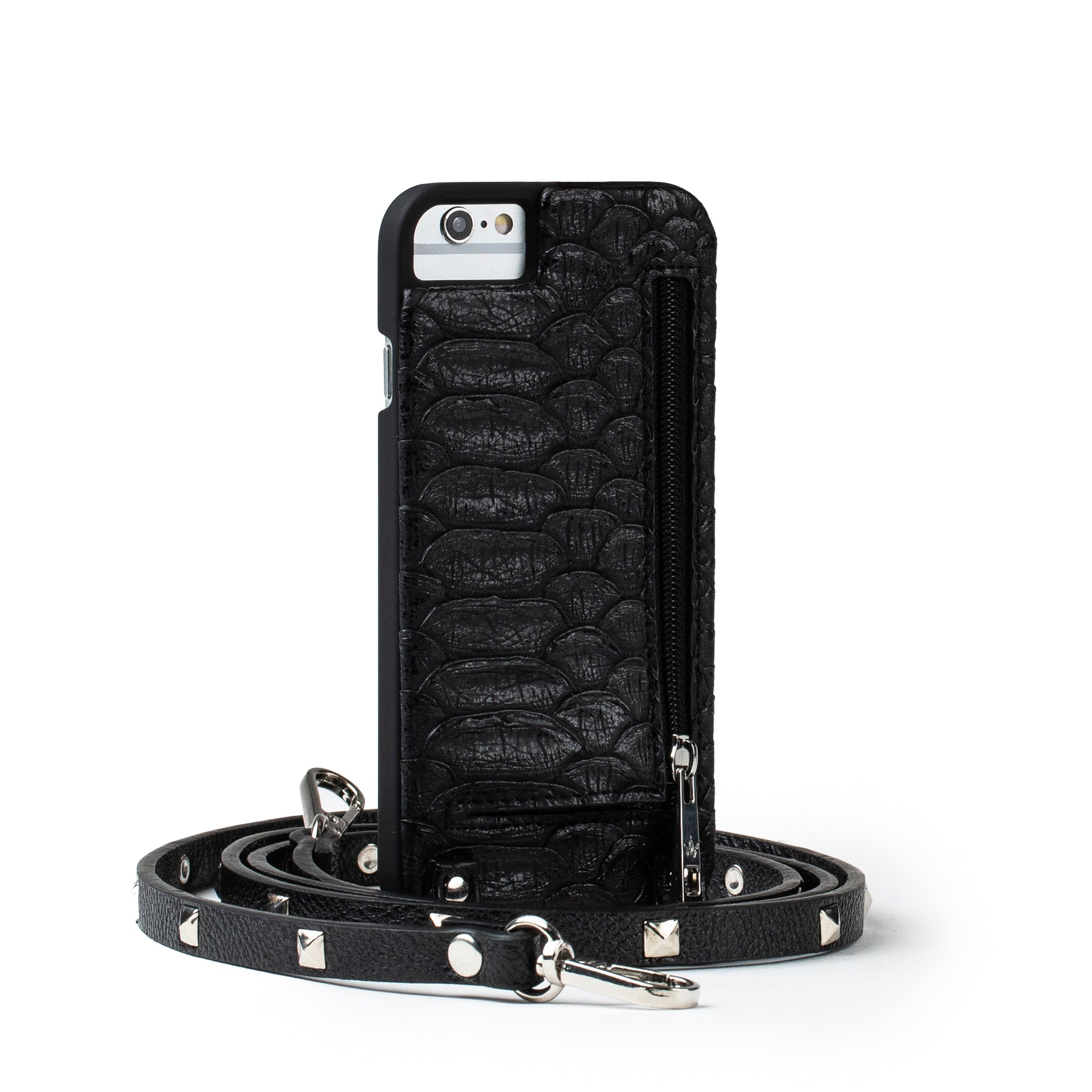Raine & Vanessa - iPhone Crossbody Case for SE - LIMITED EDITION