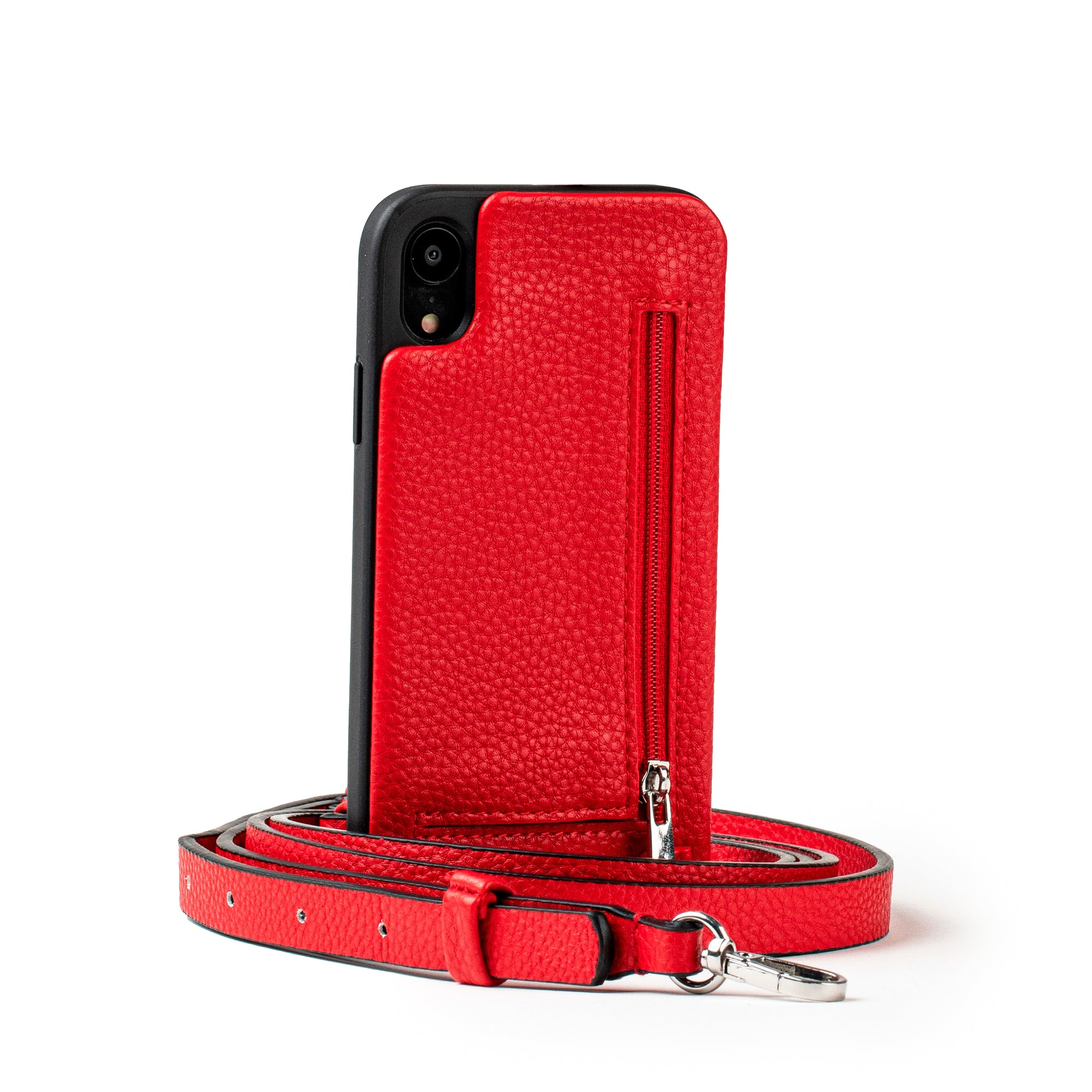 Scarlett -Crossbody Cell Phone Case for iPhone XR
