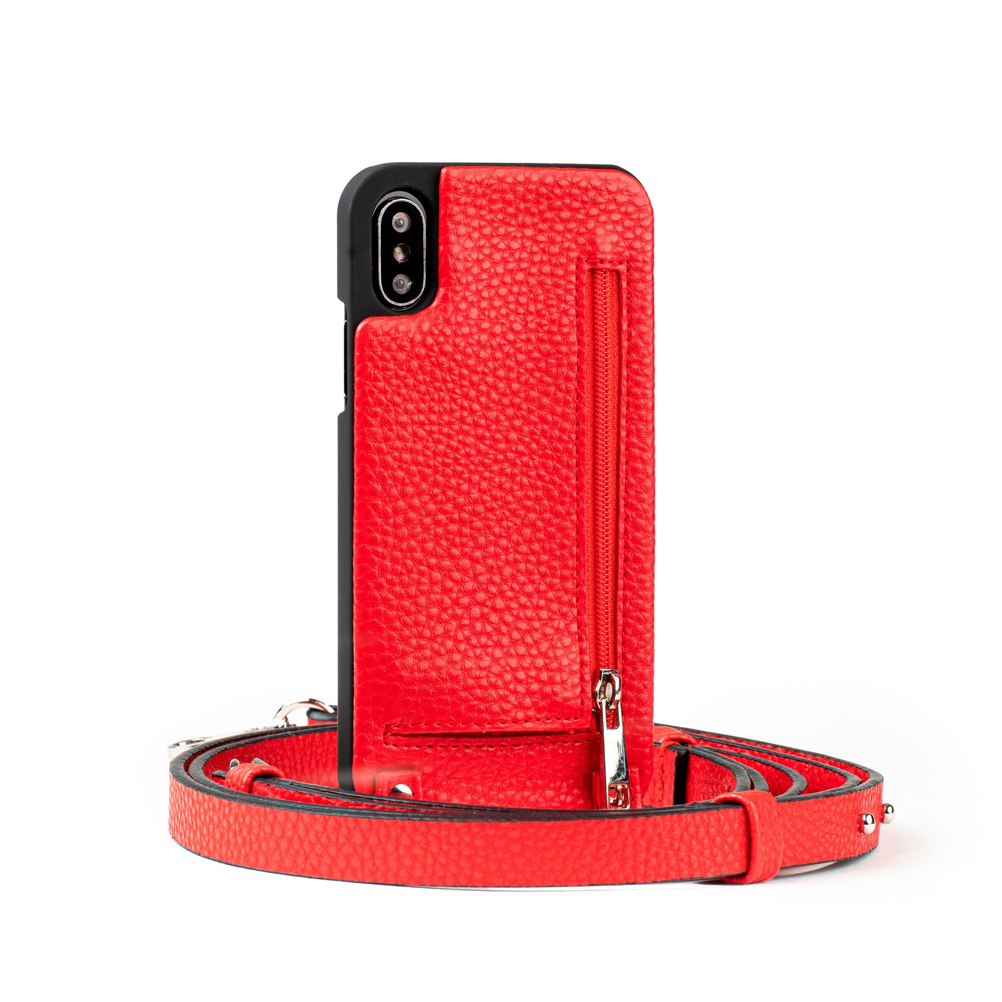 Scarlett - Stylish Phone Case for iPhone X / XS