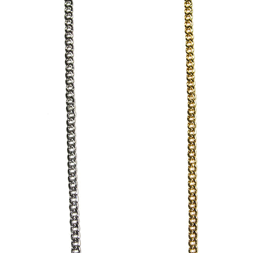 Madison | Two-toned  | Silver & Gold  | metal link chain strap | Hera cases