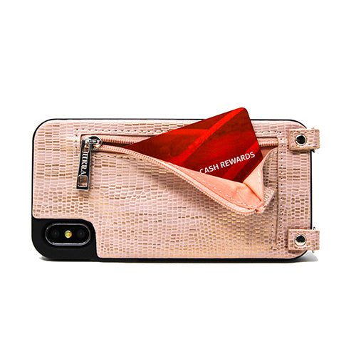 Willow - Crossbody Cell Phone Case - iPhone X / XS