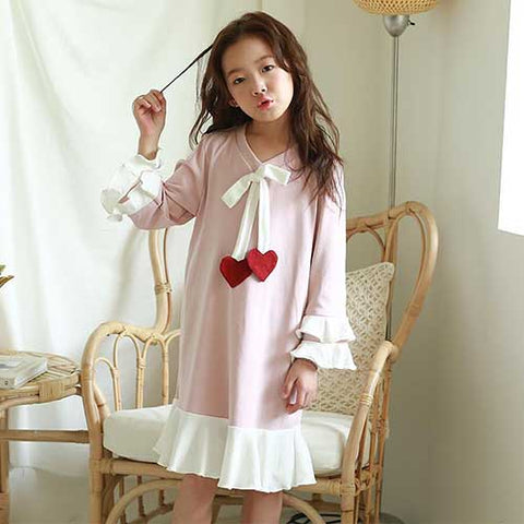 Pink Sleep Dress