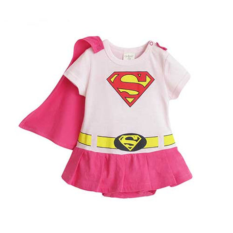 Super Girl Romper