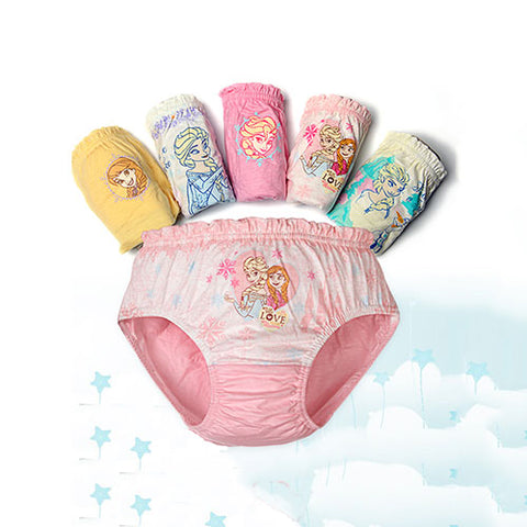 Frozen Panties (5 Pieces)