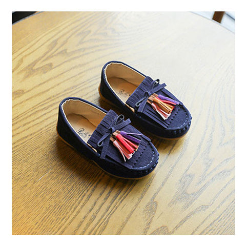 Loafers - Dark Blue