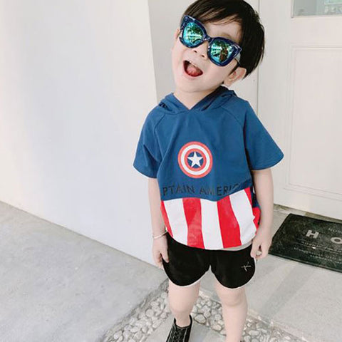 Captain America Top