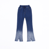 Image of Denim Flare Pants