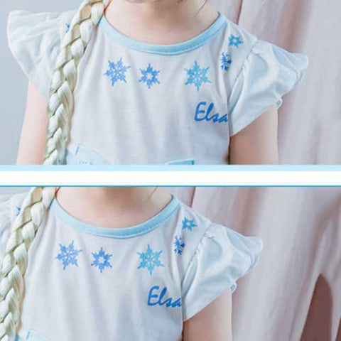 Queen Frozen Dress