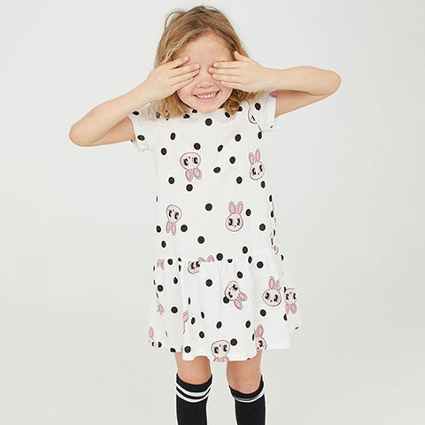 Cute Rabbit Dress