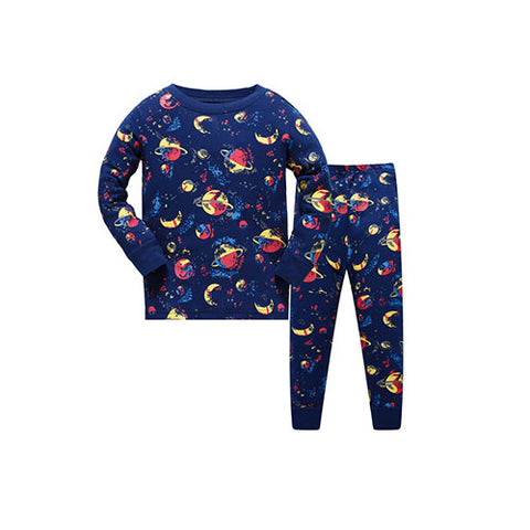 Galaxy Pajamas (2-Piece Set)