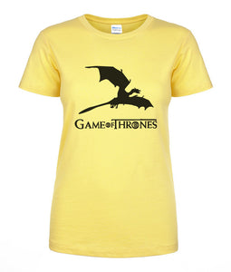 Camiseta -  Game of Thrones -  Mother of dragons