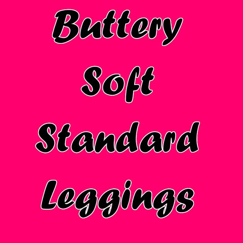 Buttery Soft Standard Leggings