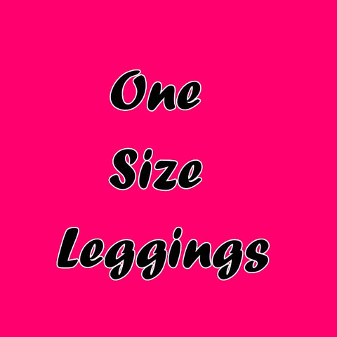 Leggings - One Size
