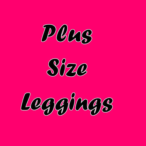 Leggings - Plus Size