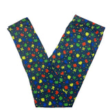 Buttery Soft Custom Design Autism - Love You To Pieces Print Leggings