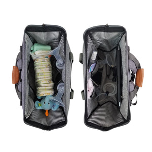 Breast Pump Diaper Bag Backpack