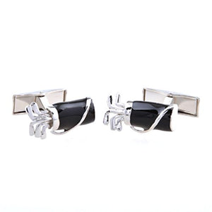 Golf Bag Clubs Cufflinks - Valentines Day Gift for Golfer