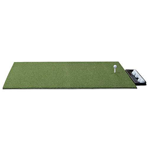 Driving Range Golf Mat with Rubber Tee - Top Golf Mats - The Golfing Eagles