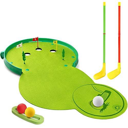 Kids Toy Golf Set - Young Kid Golf Training Set