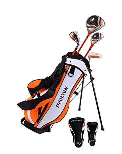 Junior Complete Golf Club Set for Children - Boys & Girls Golf Clubs (Age 3-8)