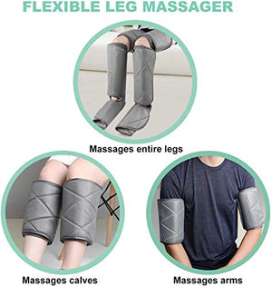 Golfers Leg Massager for Circulation and Relaxation - Golf Health Products