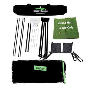 Golf Net Bundle 10 x 7ft - Bigger More Sturdy Golf Practice Net - The Golfing Eagles