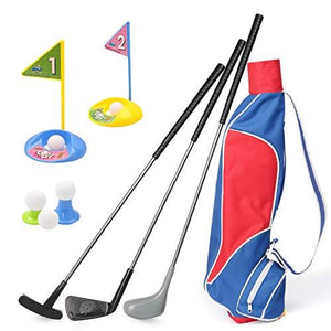 Kids Golf Clubs Set - Young Golfer Club Set - The Golfing Eagles