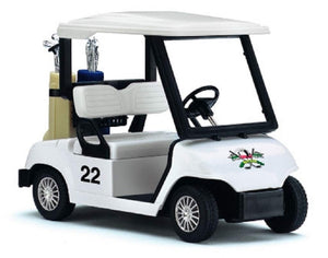 Pull Back Action Golf Cart Toy - The Golfing Eagles