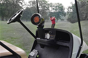 Golf Cart Heater - Portable Heating Unit for Golf Cart